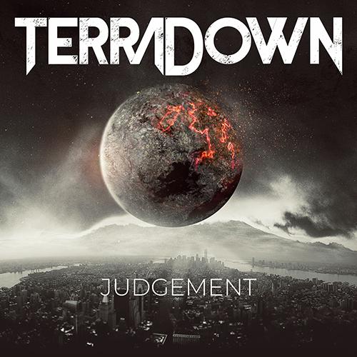 TerraDown – Judgement (CD review) ★★★★☆