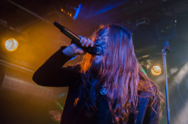 Beyond Creation + Virvum + Creative Waste + Tragacanth – dB's, Utrecht (concert pics)