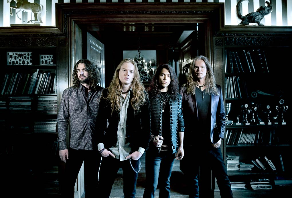 Vandenberg's MoonKings | Lust And Lies (official video)