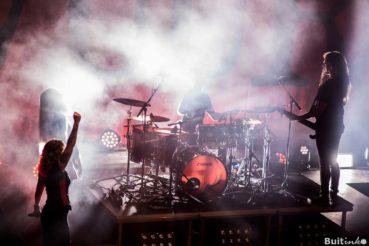 VUUR + Overhaul – Neushoorn, Leeuwarden (concert review)