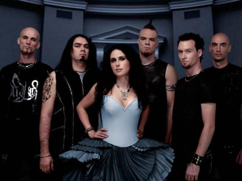 Within Temptation | Lowlands 2011 (live video & interview)