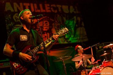 Antillectual + Tiger Army – Dynamo, Eindhoven (concert pics)