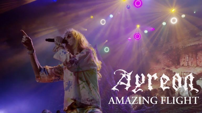 Ayreon – Amazing Flight (live video)