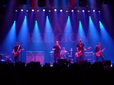 Bad Religion + The Minority | Melkweg, Amsterdam (concert review)