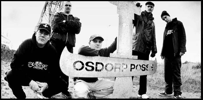 Osdorp Posse & Nembrionic | Geen slaap tot Osdorp (live video)