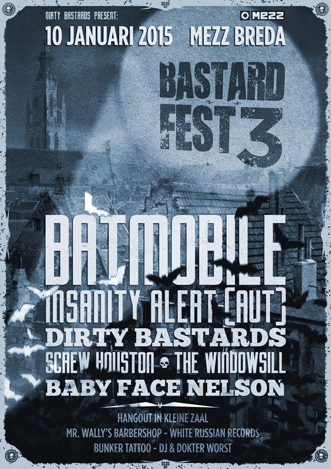 Bastard Fest 2015 | Jelle van Dun, organizer (interview)