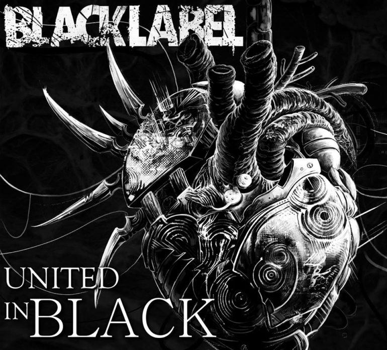 Black Label – United In Black (EP review) ★★★★☆