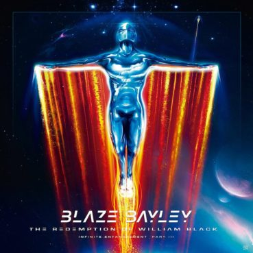 Blaze Bayley – The Redemption of William Black – Infinite Entanglement Part III (album review) ★☆☆☆☆
