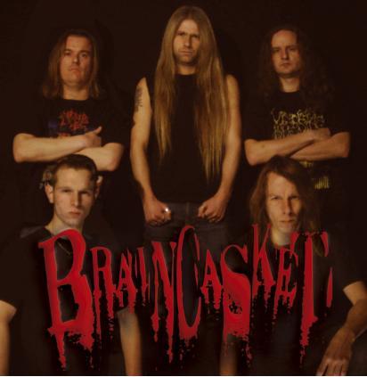 Braincasket   Go With No Face (song)