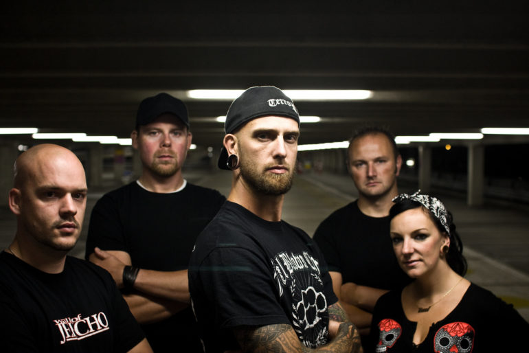 """Interview with Bring On The Bloodshed: """"We moved more to metal, to sound more aggressive!"""""""