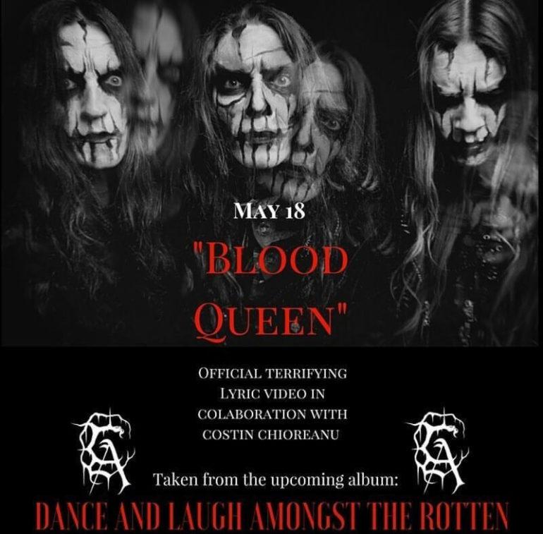 Carach Angren – Blood Queen (official video)
