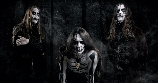 Carach Angren Theres No Place Like Home Lyric Video