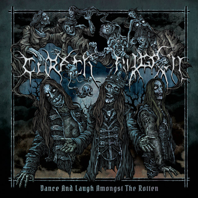 Carach Angren – Dance And Laugh Amongst The Rotten (album review) ★★★★★