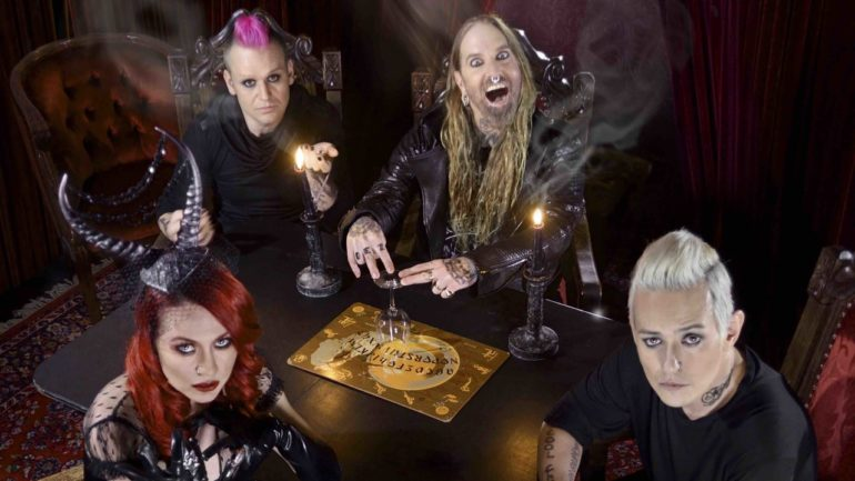 Dutch Heavy Music Quiz 2015 – Coal Chamber