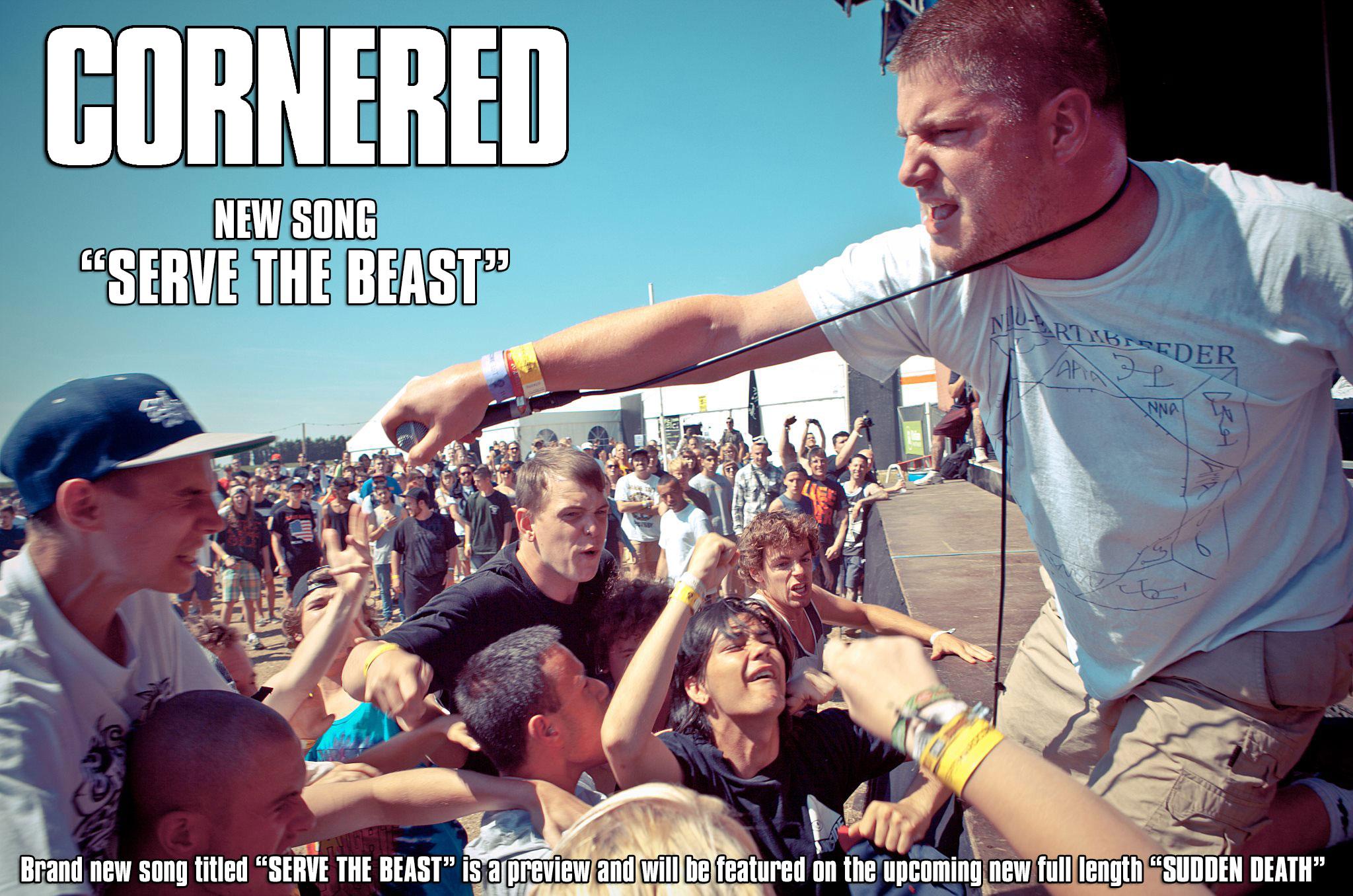 Cornered | Serve The Beast