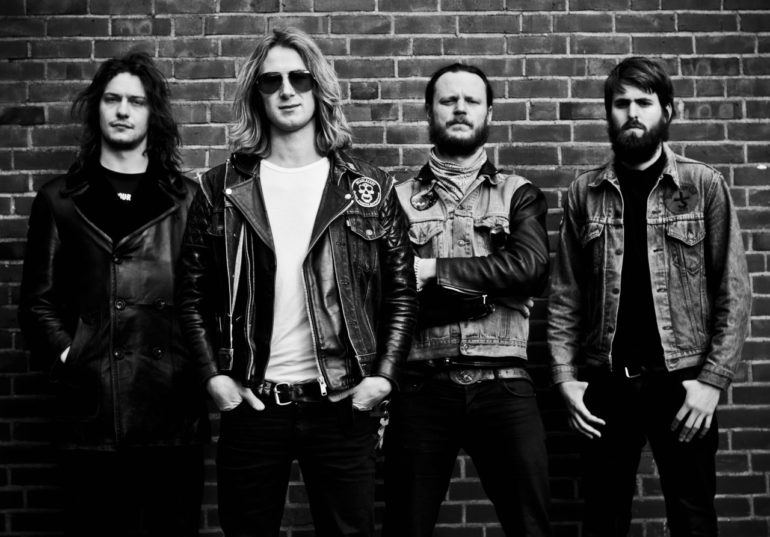 Death Alley – The Fever | Hellfest 2016 (live video)