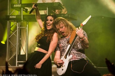 Delain + The Charm The Fury – Patronaat, Haarlem (concert review)