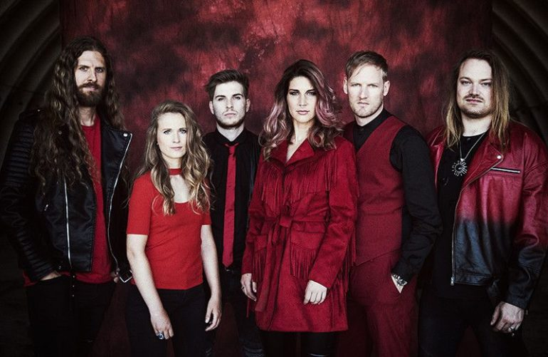 Delain feat. Marco Hietala – Nothing Left (official live video)
