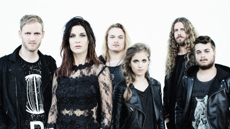 """Interview with Delain: """"Don't mess with our fans!"""""""