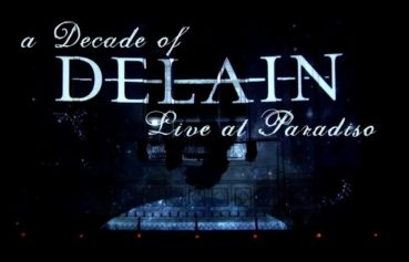 Delain – Fire With Fire (official live video)