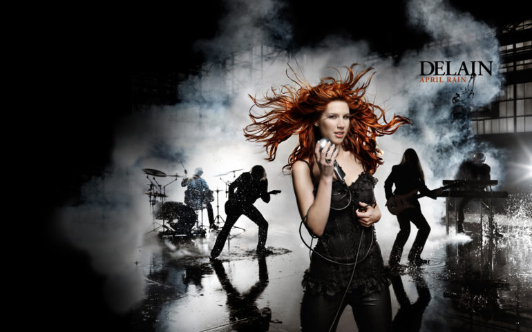 Delain   Get The Devil Out Of Me (official video)