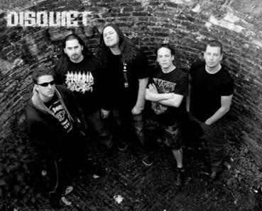 Disquiet | Scars Of Undying Grief (album trailer)