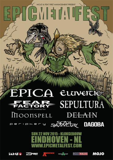 Epic Metal Fest 2015 (preview)