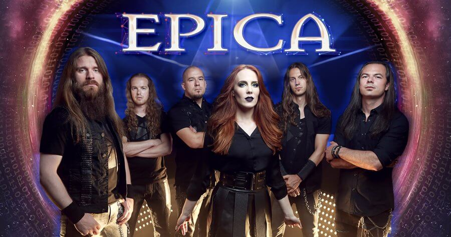 Epica - Beyond The Matrix (official video)   PitKings