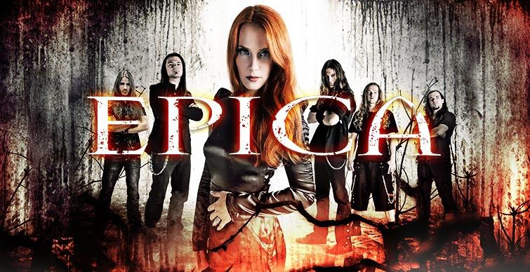 Epica | Mark Jansen & Isaac Delahaye (interview)