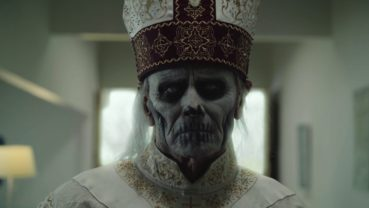 "Ghost announce 2019 European dates and release ""Chapter Four: The Accident"" video"