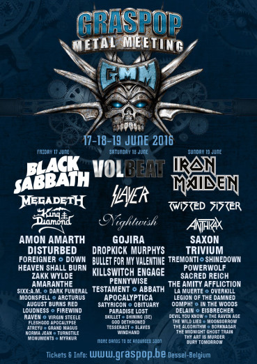 POLL: Which Dutch band should play at Graspop 2016?