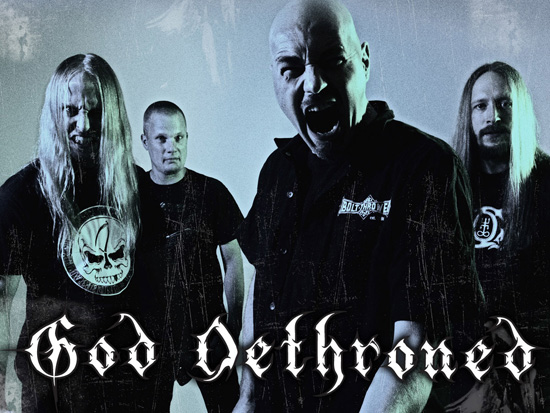 God Dethroned (feat. Marloes from Izegrim) | War Cult (live video)