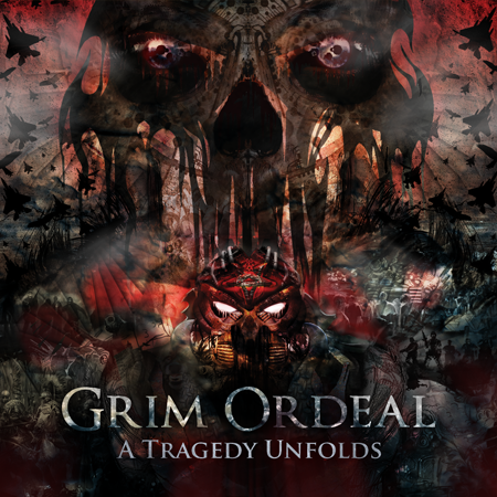 Grim Ordeal   My Tragedy Unfolds (official video)