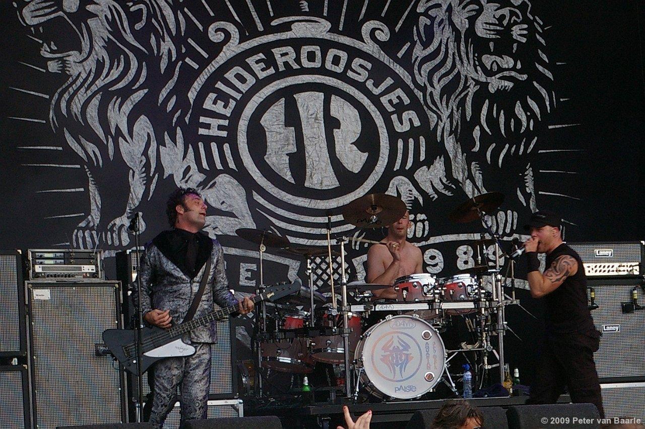 Heideroosjes | Pinkpop Festival 2005 (live video)