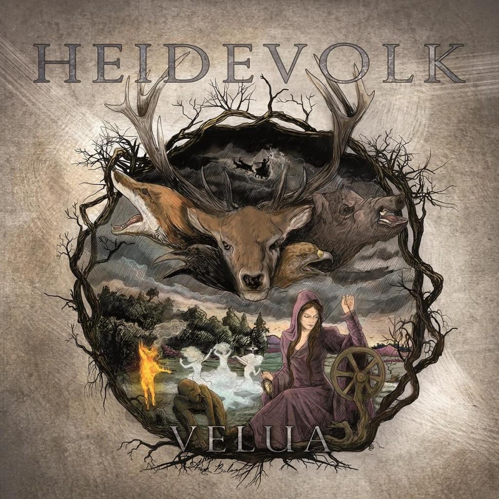 Heidevolk | Velua (album review) ★★★★☆