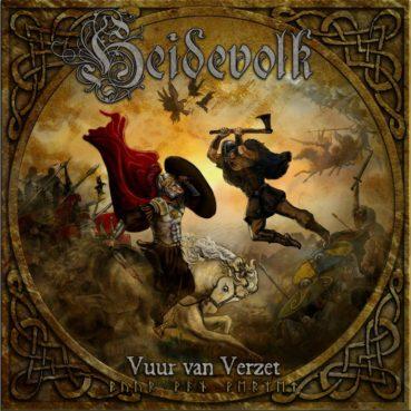 Heidevolk – Vuur van Verzet (album review) ★★★☆☆