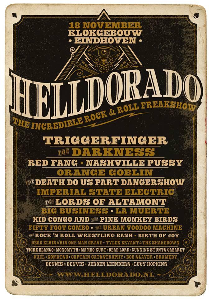Preview Helldorado: The Incredible Rock & Roll Freakshow