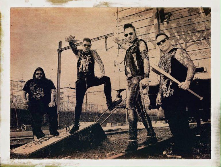Heretic – Black Metal Punks (official video)