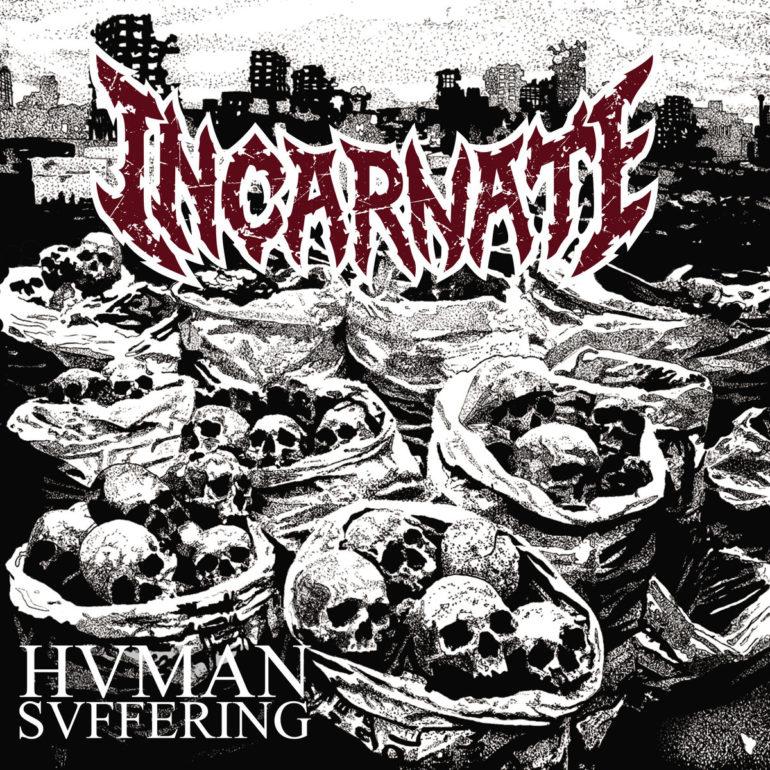 Incarnate – Hvman Svffering (EP review) ★★★★☆