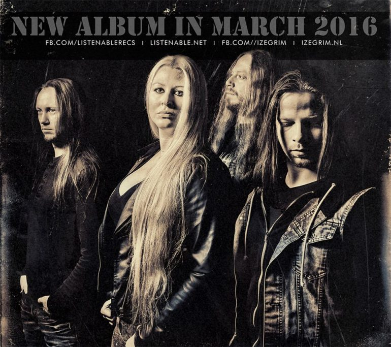 Izegrim – White Walls (new song)