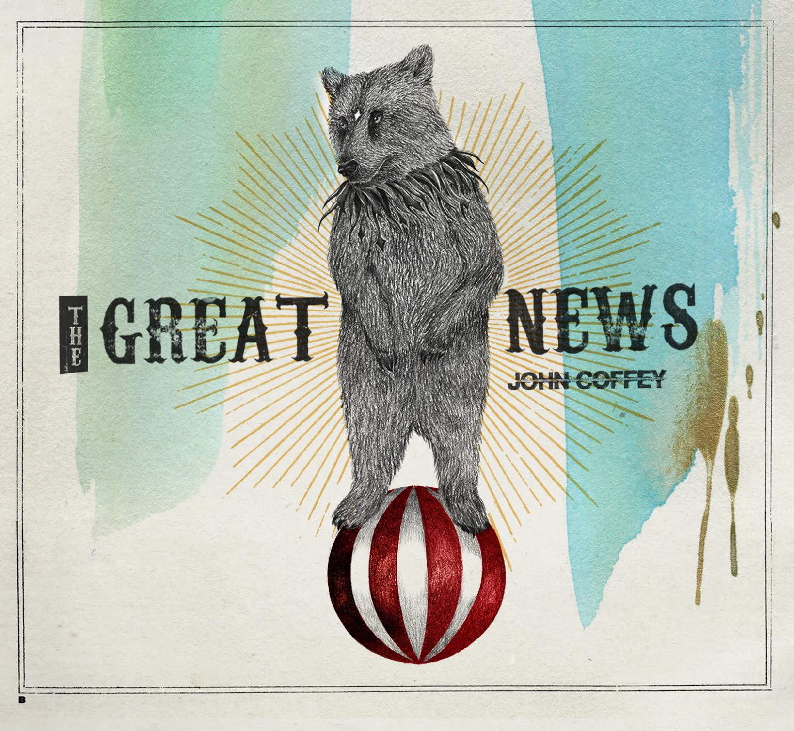 John Coffey | The Great News (album review) ★★★★☆
