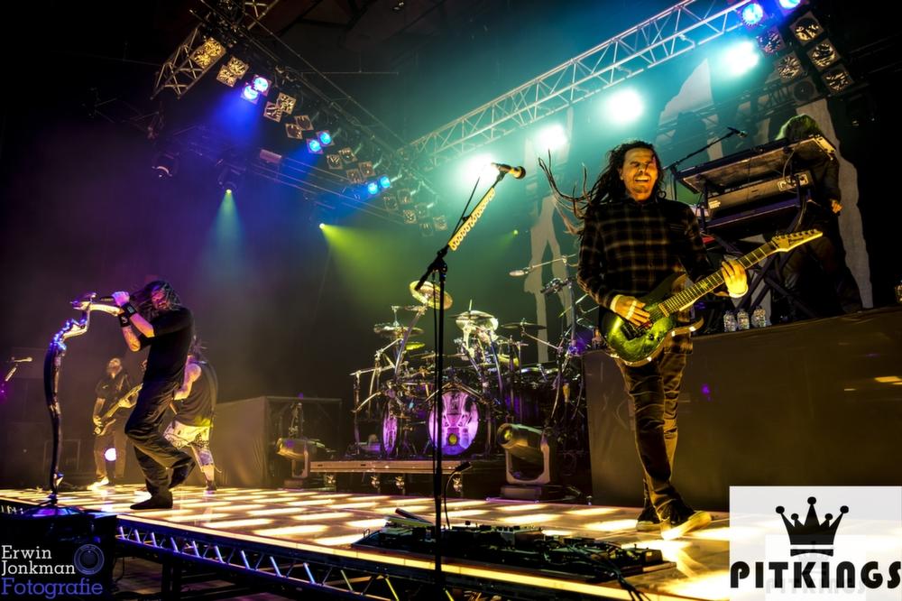 Korn – Oosterpoort, Groningen (concert review)