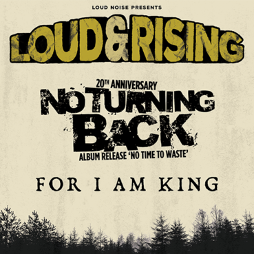 Win 2×2 tickets No Turning Back + For I Am King at Atak!