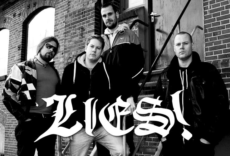 Lies! | Straight To Hell (lyric video)