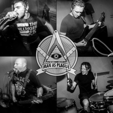 Man as Plague | Aftermath (EP review) ★☆☆☆☆