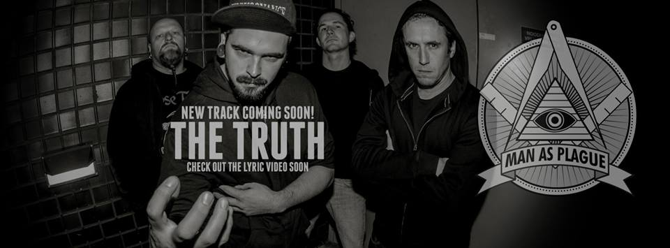 Man As Plague | The Truth (lyric video)