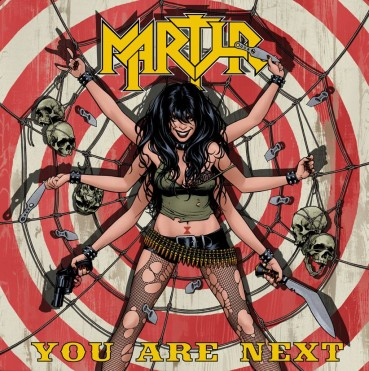 Martyr – You Are Next (album review) ★★★★☆
