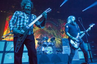 Mastodon + Bandito | Doornroosje, Nijmegen (concert pictures)