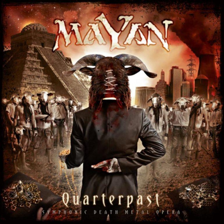 MaYaN – War On Terror (official video)