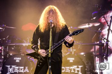 Megadeth + Paceshifters + Paramatman – Veenhoop Festival 2017 (concert review)